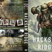 Hacksaw Ridge (2016) R1 Custom Cover