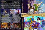 The Hunchback of Notre Dame Double Feature (1996-2002) R1 Custom Cover