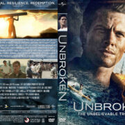 Unbroken (2014) R1 Custom Cover