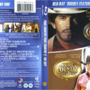 Pure Country 1 & Pure Country 2 (1992-2010) R1 Blu-Ray Cover & Labels