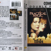 Practical Magic & The Witches Of Eastwick (1987-1998) R1 Blu-Ray Cover & Label