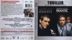 Presumed Innocent & Frantic (1987-1990) R1 Blu-Ray Cover & Label