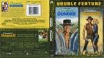 Crocodile Dundee & Crocodile Dundee II (1988) R1 Blu-Ray Cover & Labels