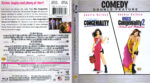 Miss Congeniality & Miss Congeniality 2: Armed And Fabulous (2000-2005) R1 Blu-Ray Cover & Label