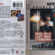 Last Man Standing & The Last Boy Scout (1991-1996) R1 Blu-Ray Cover & Label