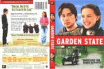 Garden State (2004) R1 DVD Cover & Label