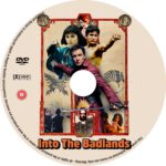 Into the badlands (2017) R0 CUSTOM Label