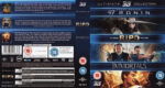 47 Ronin / RIPD / Immortals 3D (2013) UC R2 Blu-Ray Cover & Labels