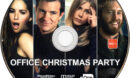 Office Christmas Party (2016) R4 DVD Label