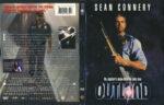 Outland (1981) R1 DVD Cover