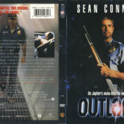Outland (1981) R1 DVD Cover