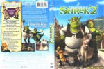 Shrek 2 (2004) R1 DVD Cover & Label