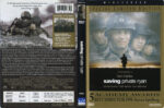 Saving Private Ryan (1998) R1 DVD Cover & Label