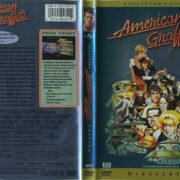American Graffiti (1973) R1 DVD Cover & Label