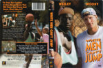 White Men Can't Jump (1992) R1 DVD Cover & Label