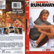 Runaway Bride (1999) R1 DVD Cover & Label
