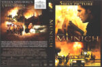 Munich (2005) R1 DVD Cover & Label
