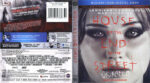 House At The End Of The Street (2012) R1 Blu-Ray Cover & Labels
