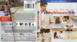 The Ultimate Life (2013) R1 Blu-Ray Cover & Label