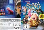 Sing (2017) R2 Custom German DVD Cover