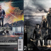 Alone (2015) R2 German Custom Blu-Ray Cover & Label