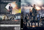 Alone (2015) R2 German Custom Cover & Label