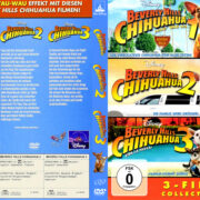 Beverly Hills Chihuahua Trilogie (2012) R2 German Custom Cover & Labels