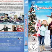 Ein Weihnachtswunder (2015) R2 German Custom Cover & Label