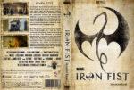 Iron Fist Staffel 1 (2017) R2 German Custom Cover & labels
