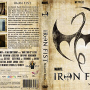 Iron Fist Staffel 1 (2017) R2 German Custom Cover & labels