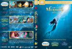The Little Mermaid Trilogy (1989-2008) R1 Custom Cover V2