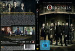 The Originals Staffel 3 (2016) R2 German Custom Cover & Labels