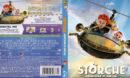 Störche - Abenteuer im Anflug (2016) R2 German Custom Blu-Ray Cover & Labels
