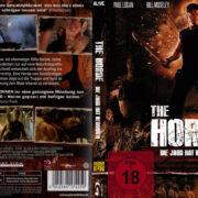 The Horde – Die Jagd hat begonnen (2016) R2 German Custom Blu-Ray Cover & Labels