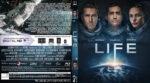Life (2017) R2 German Custom Blu-Ray Cover & Labels