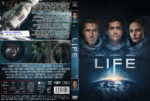 Life (2017) R2 German Custom Cover & Labels
