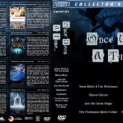 Once Upon a Time…Collection (8) (2012-2017) R1 Custom Cover