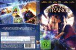 Doctor Strange (2016) R2 German DVD Cover & Label