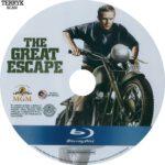 The Great Escape (1963) R1 Blu-Ray Label