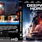 Deepwater Horizon (2016) R2 Blu-Ray Dutch Cover