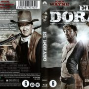 El Dorado (1966) R2 Blu-Ray Dutch Cover & Label