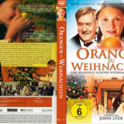 Orangen zu Weihnachten (2012) R2 German Cover & Custom Label