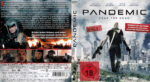 Pandemic – Fear the Dead (2016) R2 German Custom Blu-Ray Cover & Label