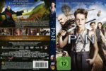 Pan (2015) R2 German Custom Cover & Label
