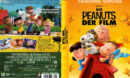 Peanuts - Der Film (2015) R2 German Custom Cover & Label