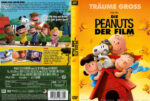 Peanuts – Der Film (2015) R2 German Custom Cover & Label