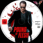 Pound of Flesh (2015) R2 German Custom Label