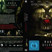 Radio Silence - Der Tod hört mit (2012) R2 German Custom Cover & Label