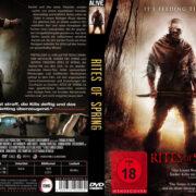 Rites of Spring (2011) R2 German Custom Cover & Label