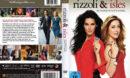 Rizzoli & Isles Staffel 5 (2014) R2 German Cover & Custom Labels